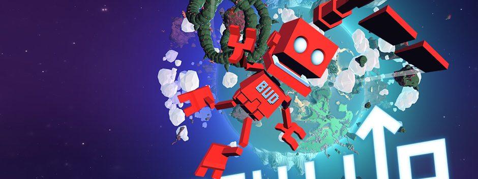 BUD recibe un nuevo vestuario en Grow Up, a la venta el 16 de agosto para PS4