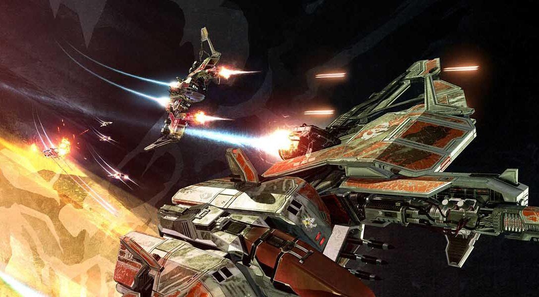 EVE: Valkyrie aprovecha el movimiento de cabeza en PlayStation VR para combates aéreos increíbles