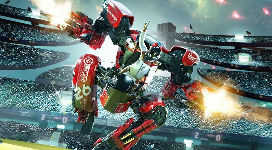 El nuevo tráiler de 'RIGS Mechanized Combat League' muestra el modo carrera para un solo jugador