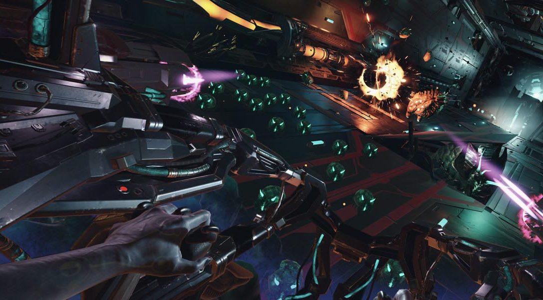 Un buen repaso a la caza de tesoros de ciencia ficción de PlayStation VR Worlds, Odisea Scavenger