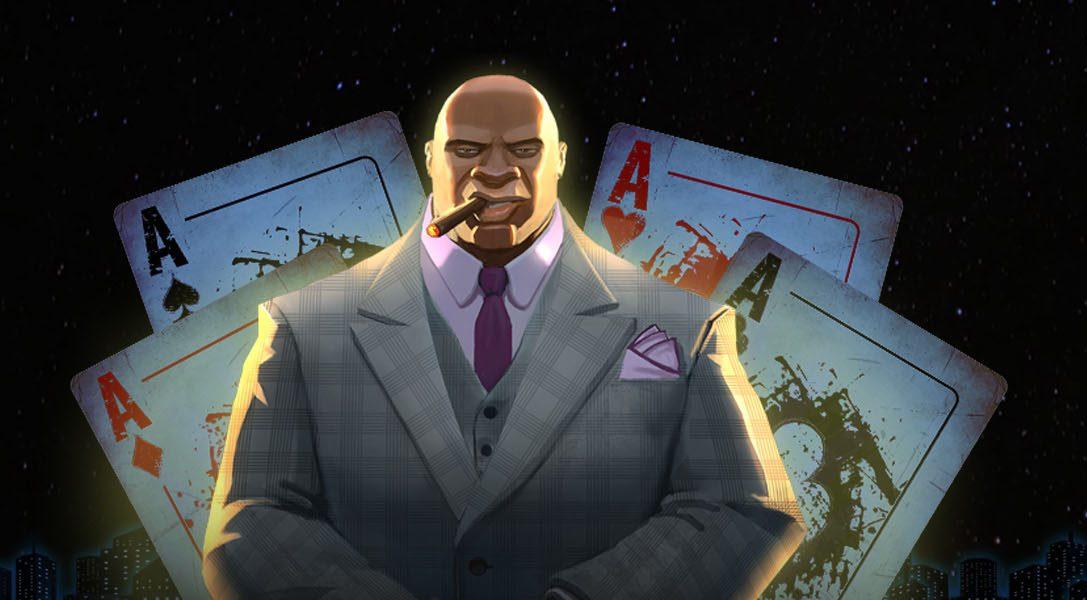 Prominence Poker, el juego de rol multijugador sobre apuestas free-to-play, llega a PS4 la próxima semana