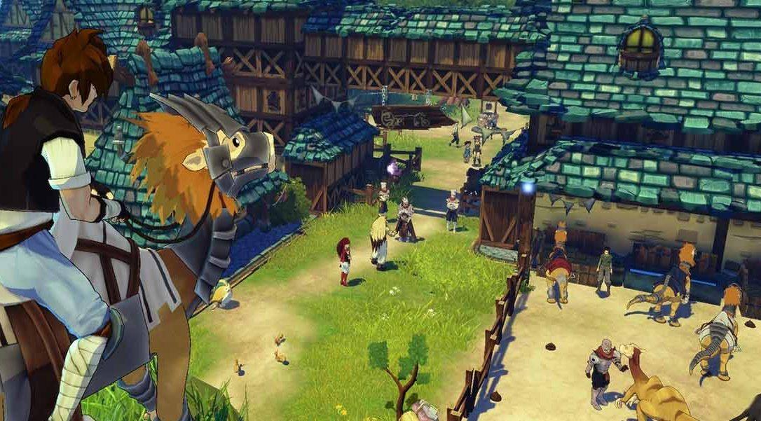 Nuevo tráiler del RPG de acción para PS4, Shiness: The Lightning Kingdom