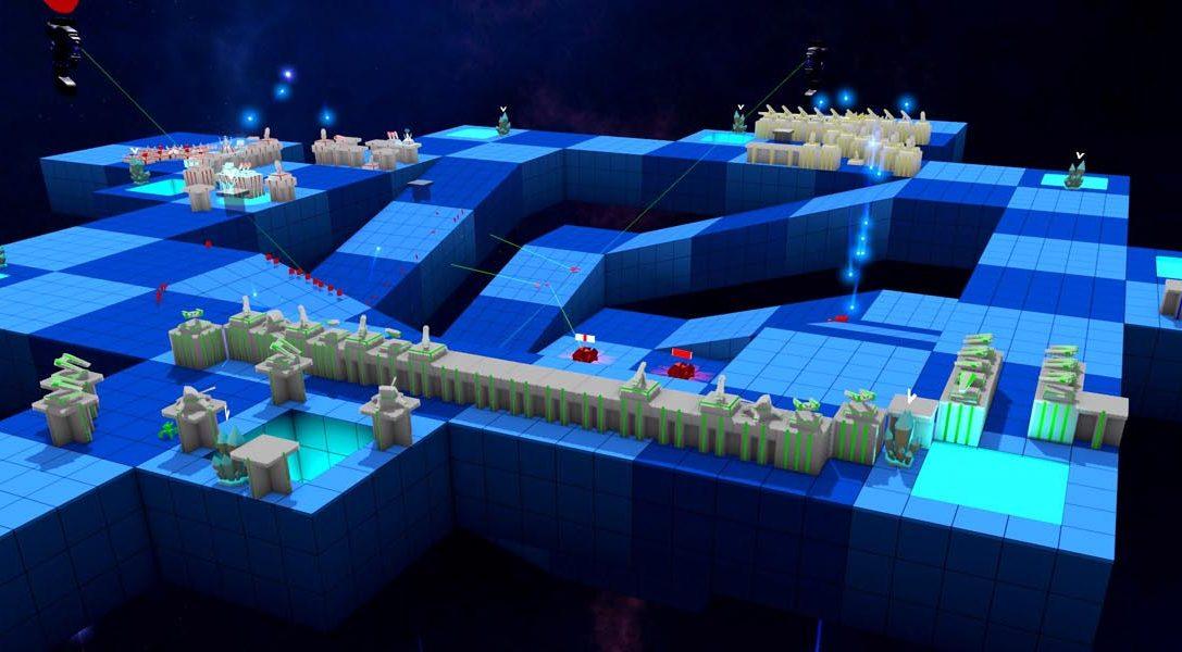 Korix, el juego retro de estrategia en tiempo real, anunciado para PlayStation VR