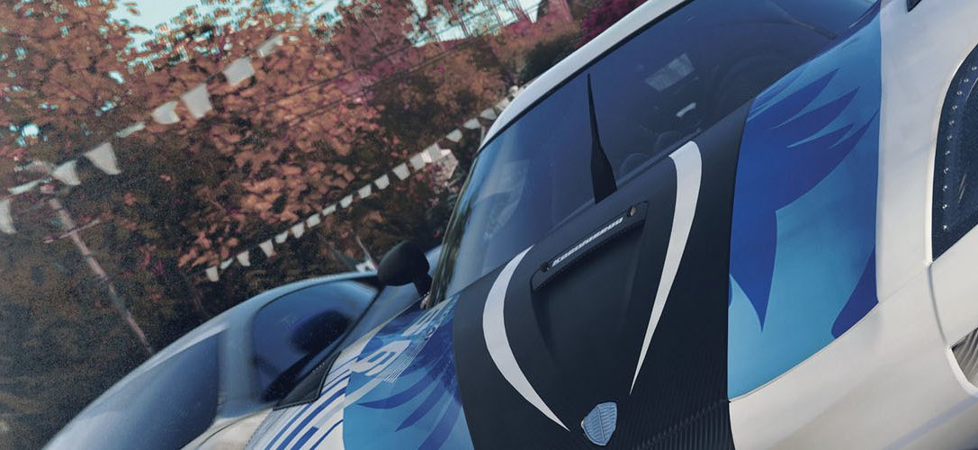 Driveclub VR se anuncia para PlayStation VR