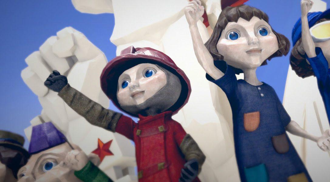 The Tomorrow Children marcha hacia PS4 el 6 de septiembre
