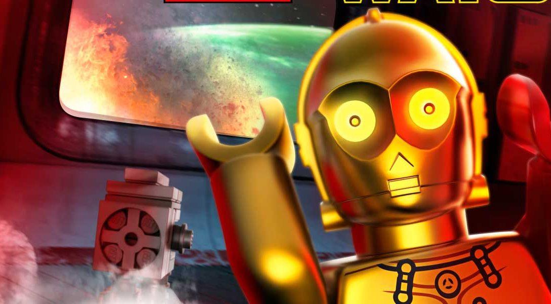 Hoy sale el DLC Extremidad fantasma de LEGO Star Wars: El despertar de la Fuerza