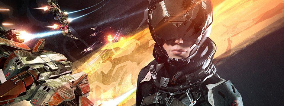 Sony y CCP colaboran para publicar EVE: Valkyrie para PlayStation VR