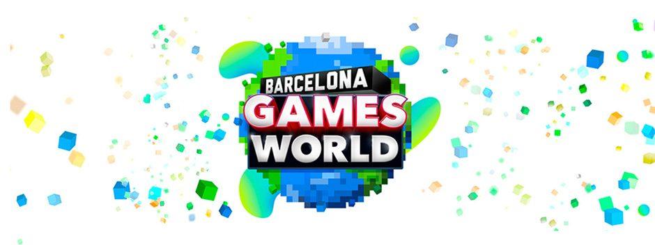 Conoce el futuro del videojuego en Barcelona Games World de la mano de PlayStation 4