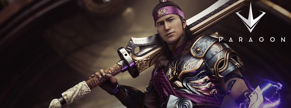 Nueva revelación de héroe de Paragon: Kwang