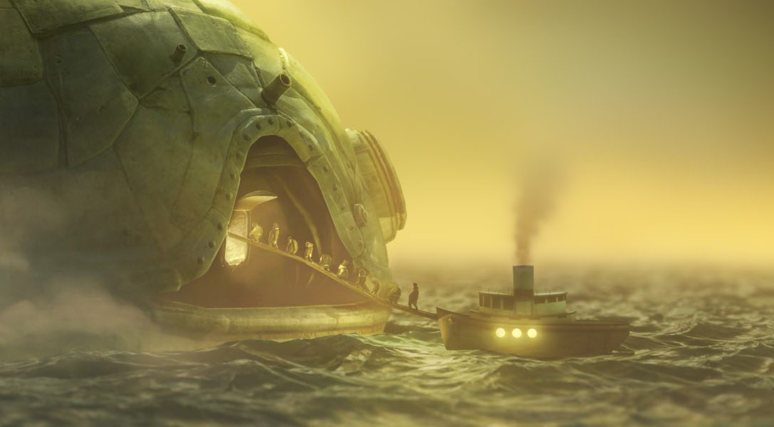 La aventura al estilo Tim Burton, Little Nightmares juega con los miedos de tu infancia en PS4