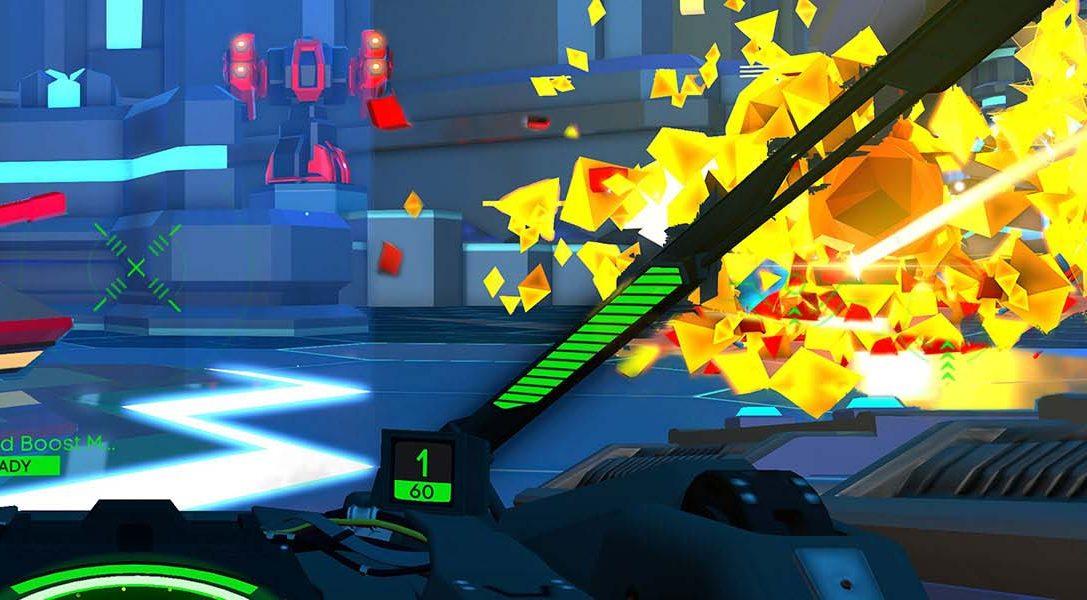 Cómo Battlezone te hará creer que estás dentro de un tanque futurista