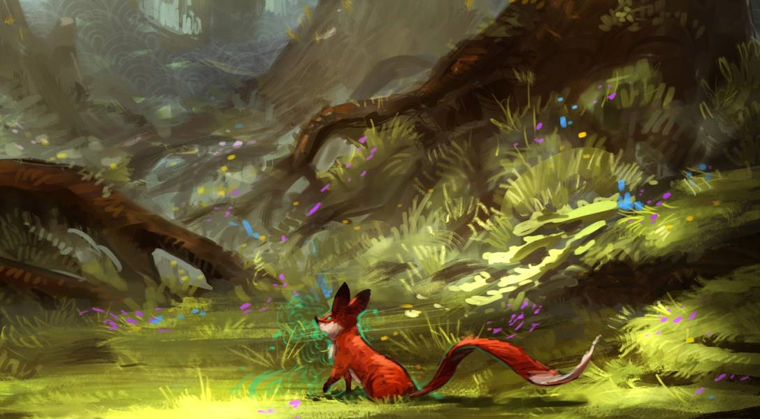 La aventura de puzles pintada a mano Seasons After Fall llegará a PS4