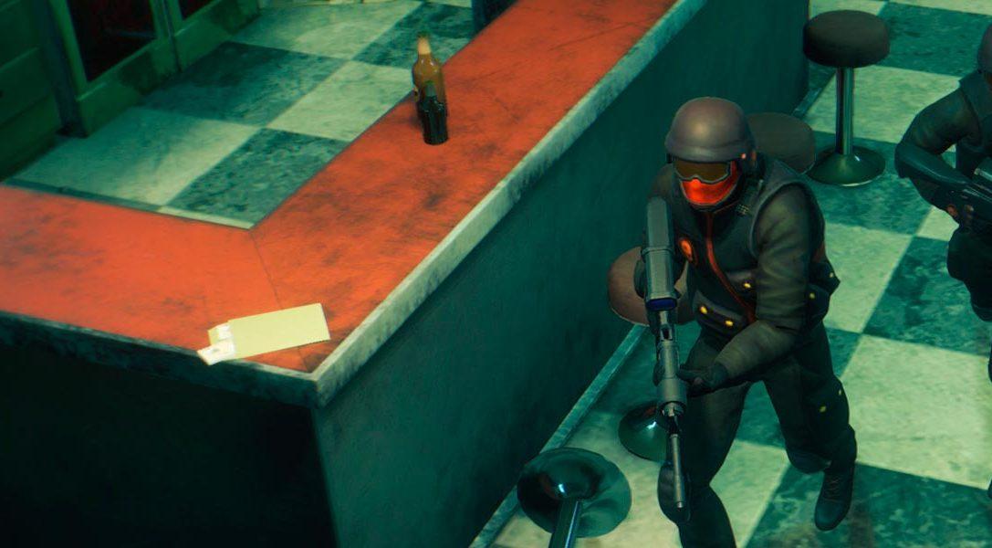 El auténtico juego de robos Filthy Lucre llega hoy a PS4