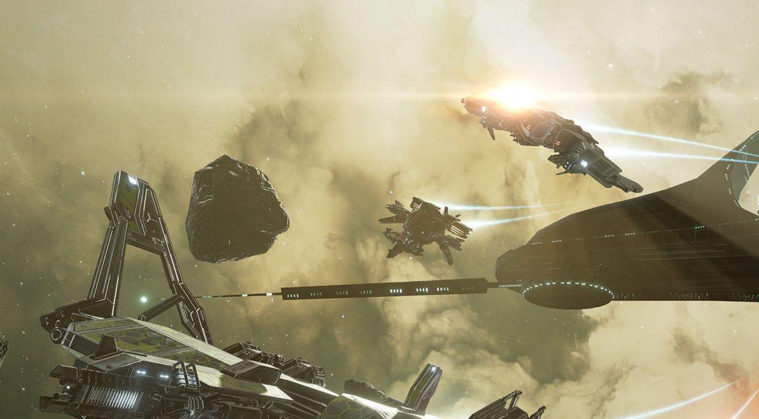 6 formas en las que CCP da un nuevo aire a su simulador interestelar de combates de naves 'EVE: Valkyrie'