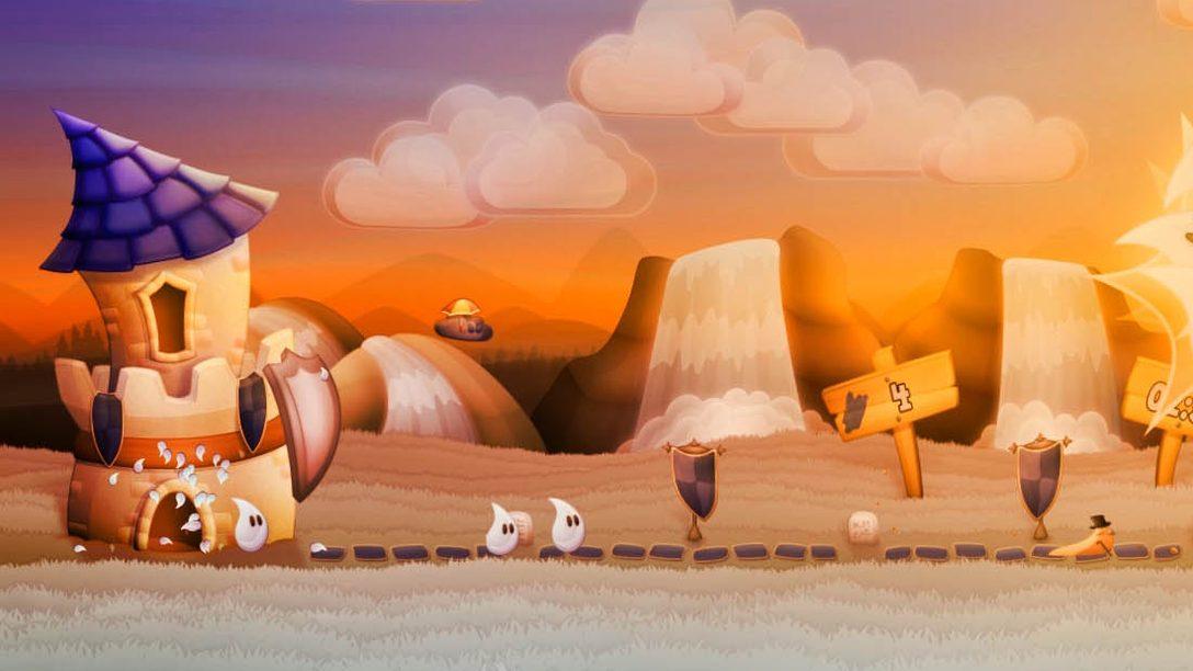El juego español Alchemic Jousts verá la luz en PlayStation 4 a finales de este año