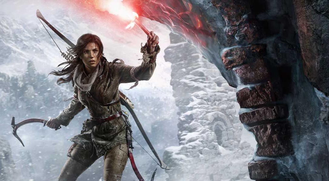 Explorando Rise of the Tomb Raider en PlayStation VR