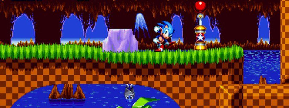 Sonic Mania Collector's Edition llega a Europa