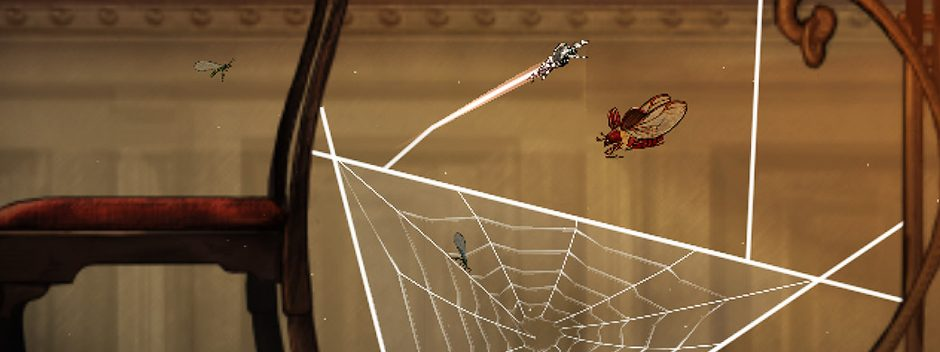 El juego de puzles ambiental Spider: Rite of the Shrouded Moon sale mañana para PS4 y PS Vita