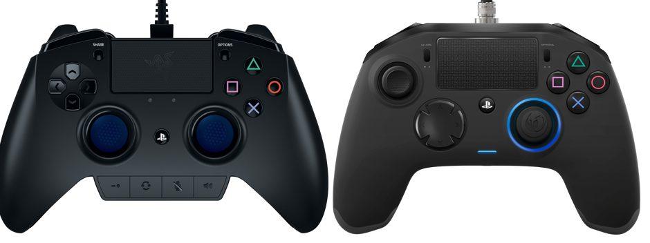 Dos nuevos mandos profesionales con licencia anunciados para PS4