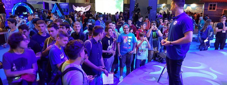 Termina Barcelona Games World con una gran asistencia de público