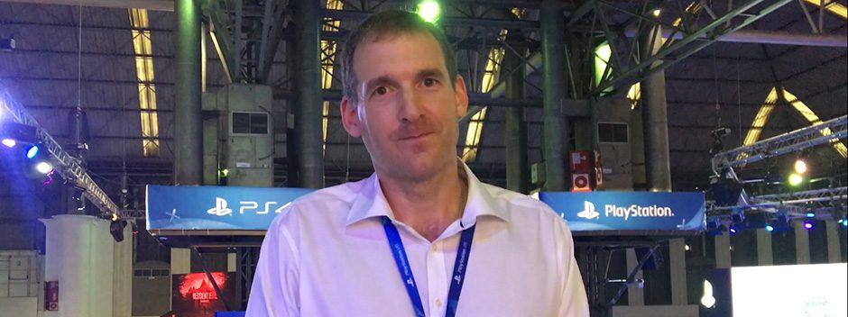 #PlayStationBGW – Entrevista Simon Benson