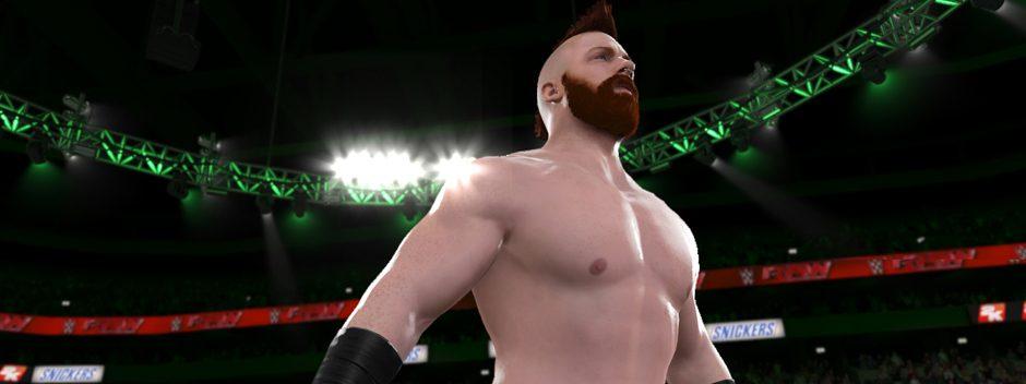 """""""Bienvenido a Suplex City"""" en WWE 2K17 para PS4"""