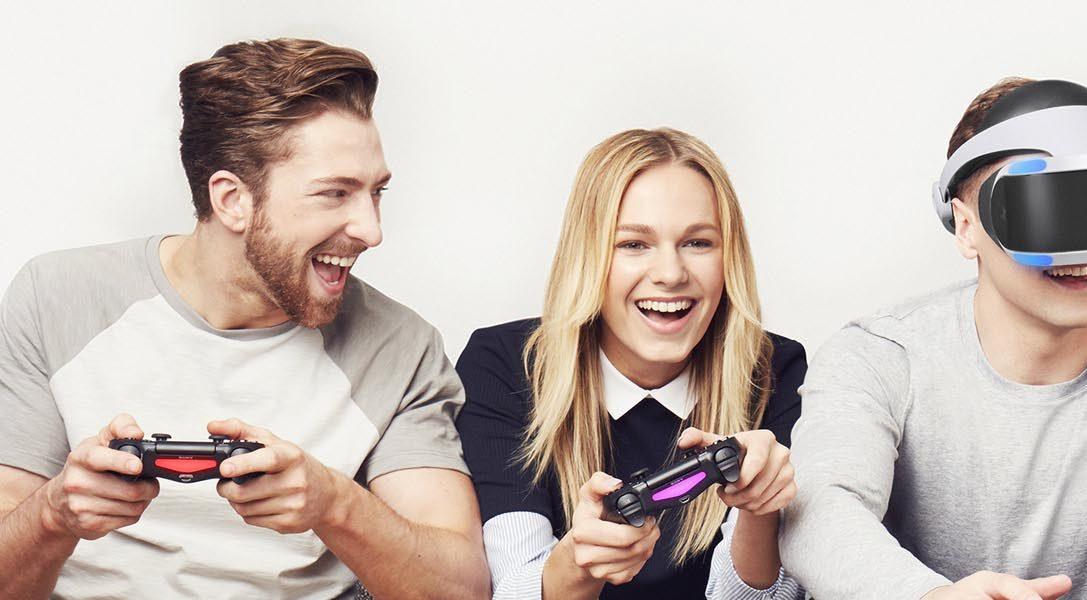 El futuro del juego está aquí: hoy lanzamos PlayStation VR