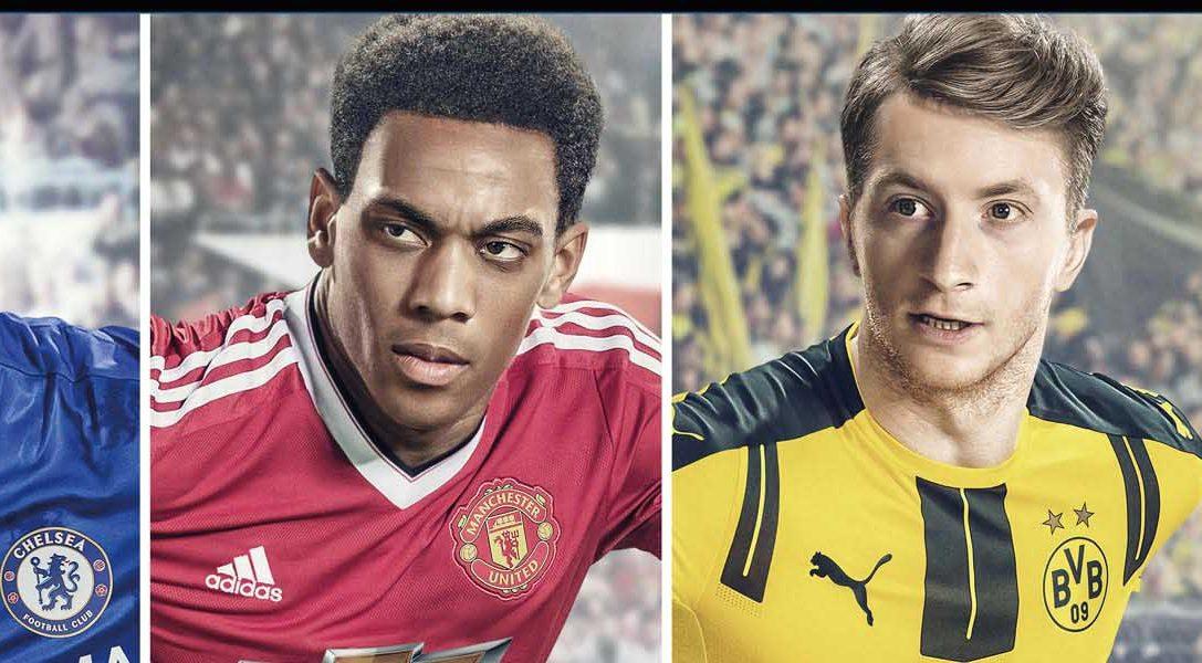 FIFA 17 fue el juego más vendido en PlayStation Store el mes pasado