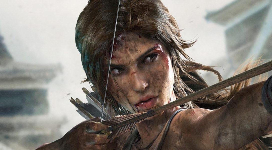 Lara Croft… ¿el caballo de carreras? Historias reales de 20 años of Tomb Raider
