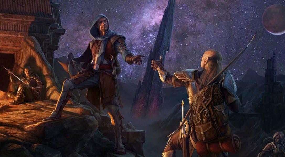 Ve donde quieras, juega con quien quieras: los grandes cambios que incluye la actualización de The Elder Scrolls Online