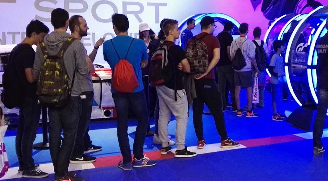 Segundo día en Barcelona Games World – Derroche de 'talento' y mucha emoción con las finales de la Liga Oficial PlayStation