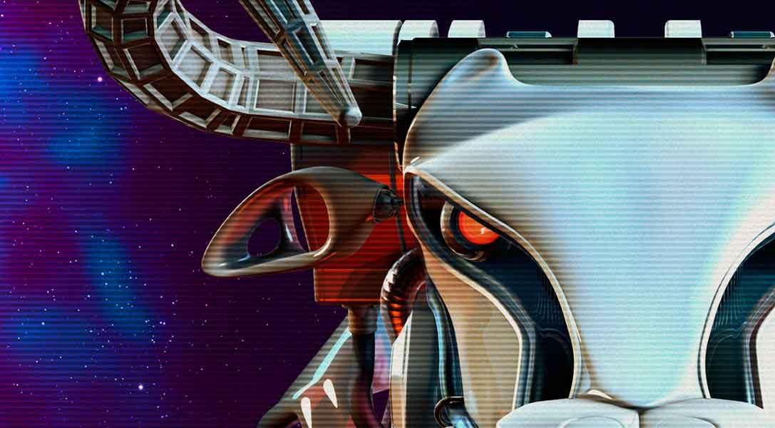 Prueba la divertida psicodelia de Polybius: un título exclusivo de PlayStation VR, de Jeff Minter