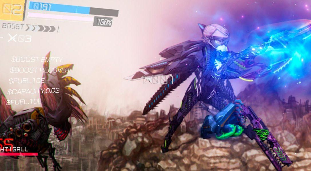 La elegante acción del juego de ciencia ficción Earth's Dawn llega el 1 de noviembre