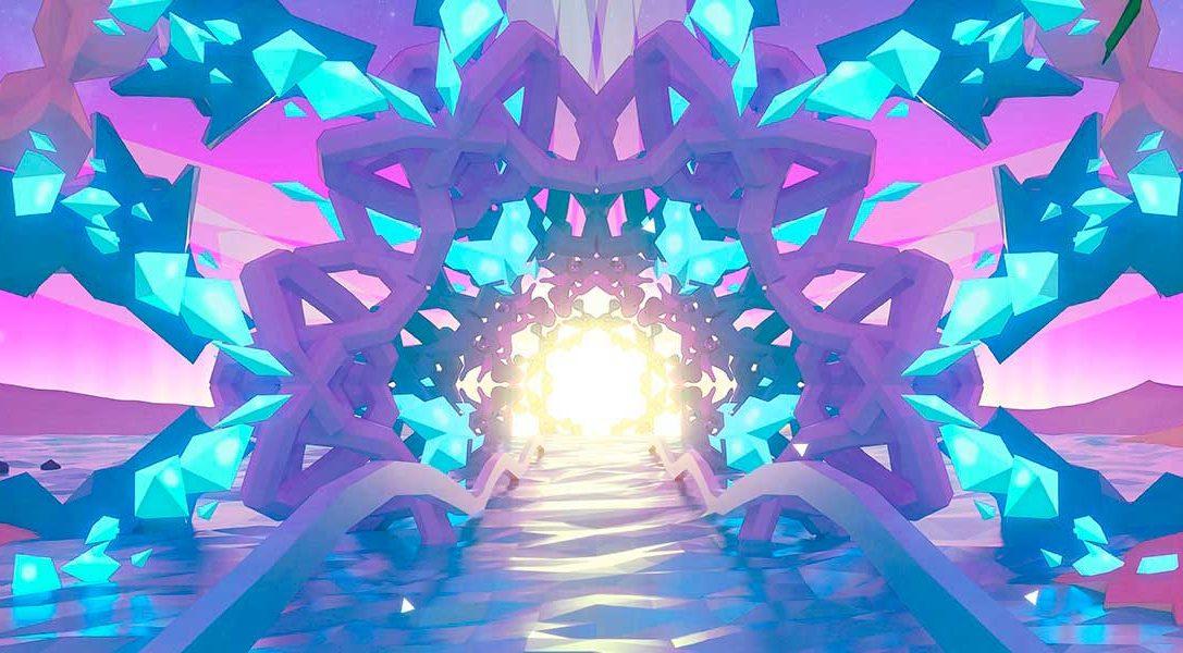 Pinta tu visualizador musical perfecto con Harmonix Music VR
