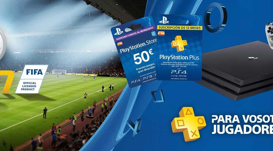 Sube tu mejor vídeo de FIFA 17 y gana una PS4 Pro