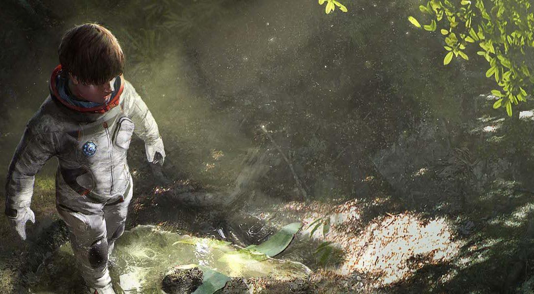 El nuevo vídeo de Robinson: The Journey se centra en el personaje, las criaturas y la curiosidad