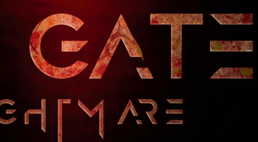 Vive un Halloween terrorífico con PS VR Gate Nightmare y Resident Evil 7