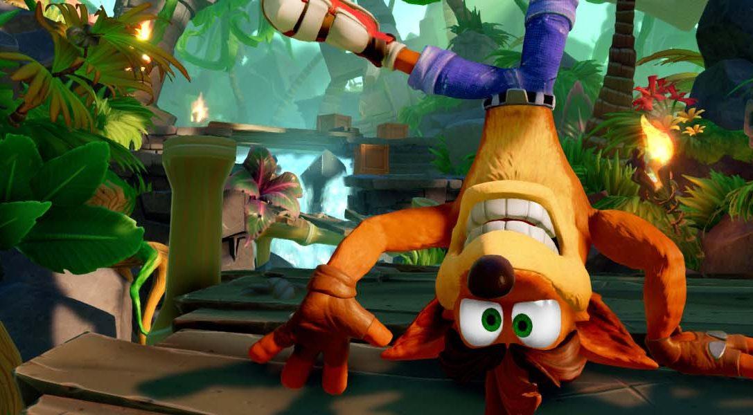 Crash Bandicoot llega a Skylanders Imaginators