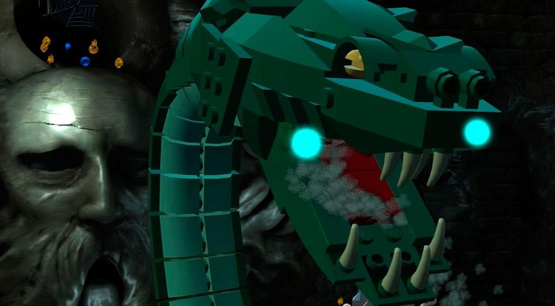 Volved a descubrir el encanto del mundo mágico: Colección LEGO Harry Potter se lanza hoy en PS4