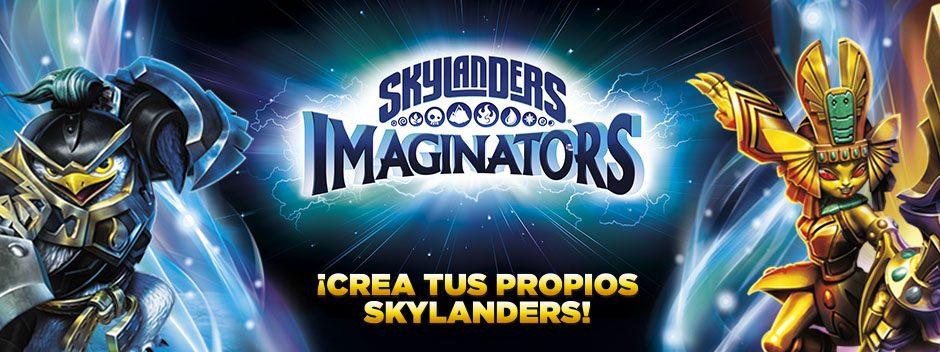 Ya puedes crear tu Skylander desde el móvil