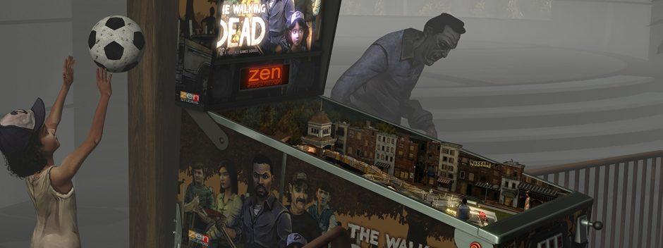 ¡Pinball FX2 VR llega a PlayStation VR junto con The Walking Dead Pinball!