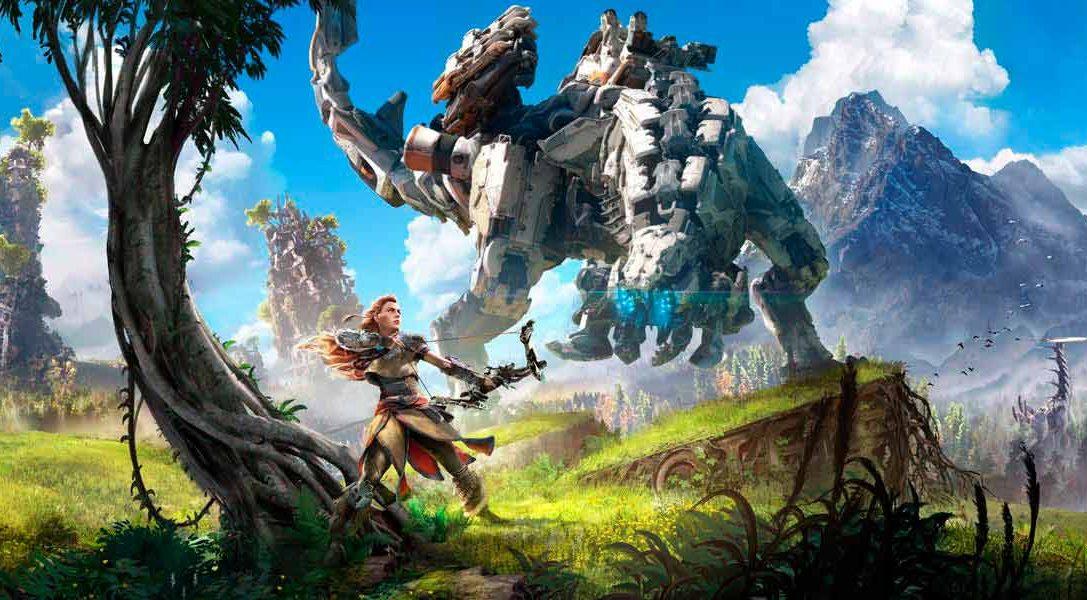 Qué mejoras aportará PS4 Pro a Horizon Zero Dawn
