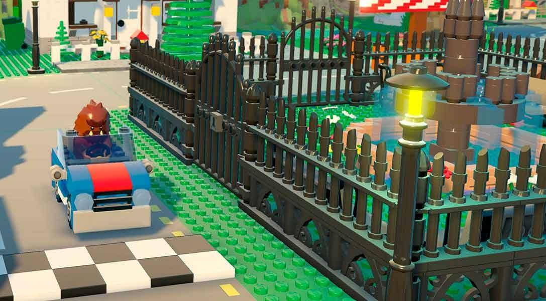 Construye solo o con amigos en LEGO Worlds que llega a PS4 en febrero de 2017