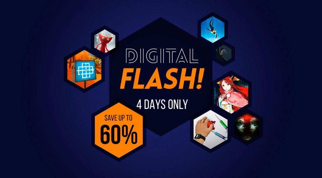 ¡Oportunidad Digital! en PlayStation Store empieza hoy