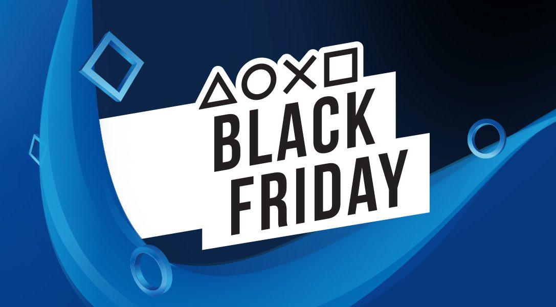 Los descuentos del Black Friday comienzan hoy en PlayStation Store