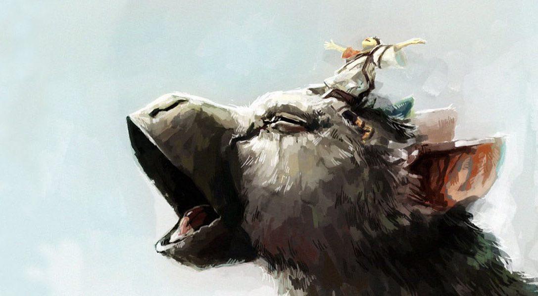 El increíble arte de los fans de The Last Guardian