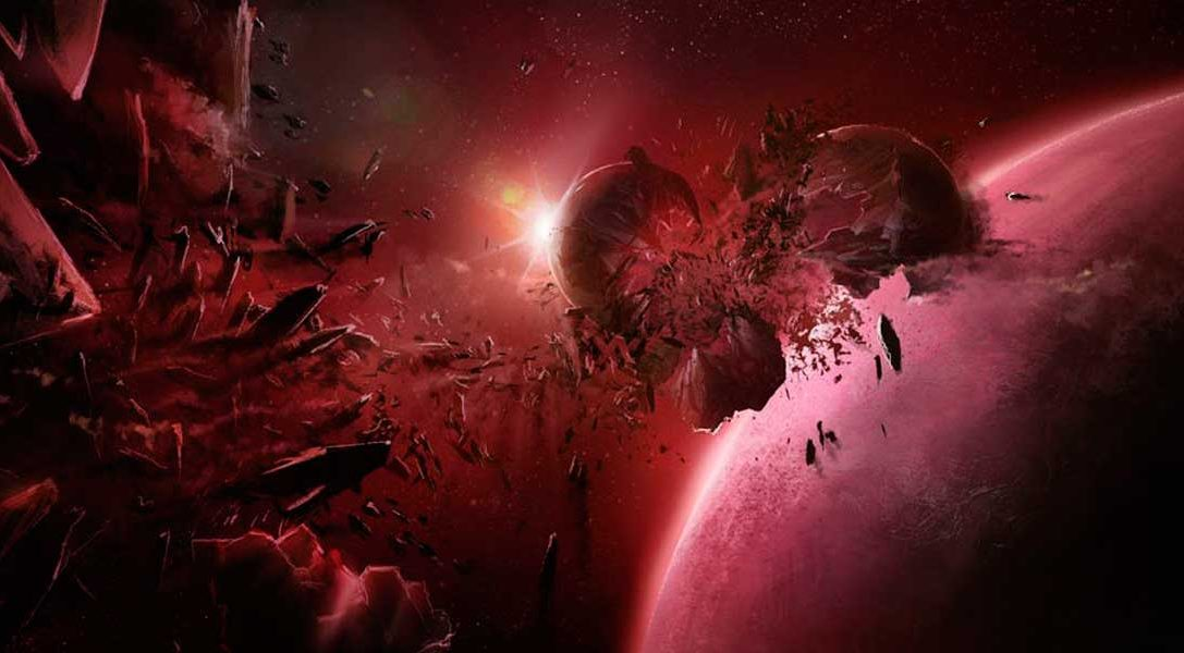 El nuevo simulador con temática de ciencia ficción para PlayStation VR, Space Rift remite a Wing Commander y X-Wing