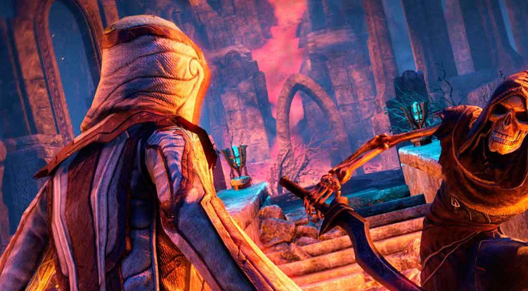 Fin de semana gratis en The Elder Scrolls Online y mejoras para PS4 Pro