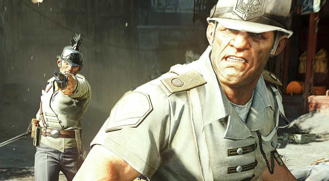 Dishonored 2 llega a PS4 desatando de nuevo la venganza…