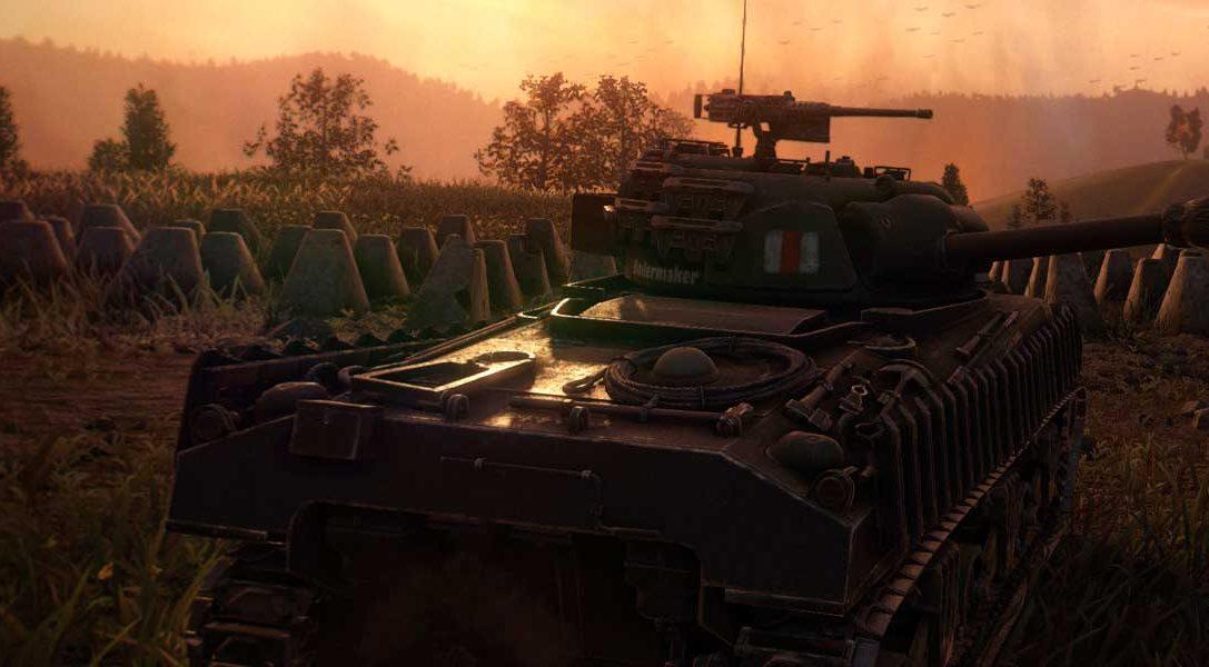 World of Tanks: mejorando el campo de batalla con PS4 Pro